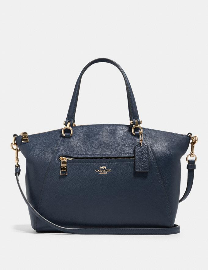 The Prairie Satchel is on sale at the Coach Outlet for Black Friday, $98 (originally $328).
