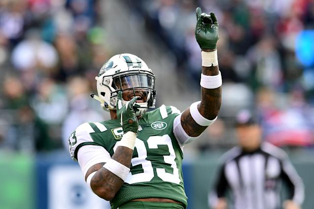Jamal Adams is the man with a plan for the Jets. (Getty Images)