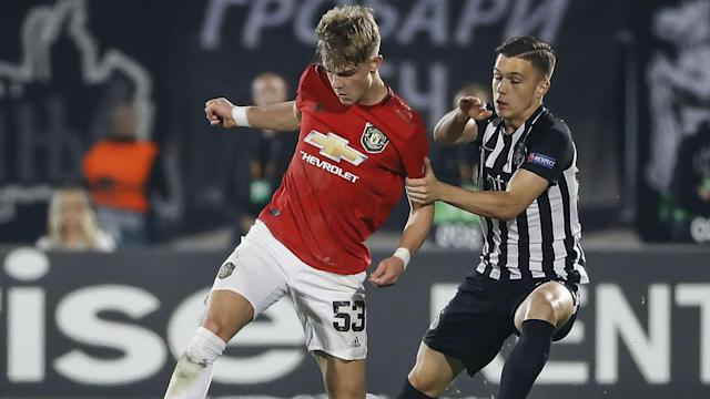Brandon Williams came in for fulsome praise, but Ole Gunnar Solskjaer was not impressed by Manchester United's overall display in Belgrade.