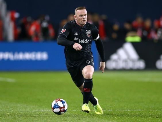 Wayne Rooney's MLS adventure came to an end as DC United lost to Toronto FC (Getty)
