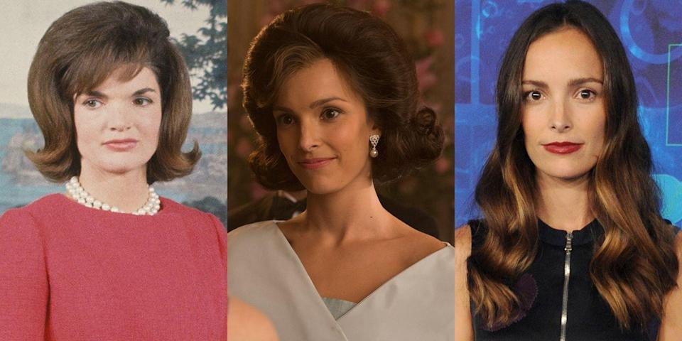 <p>South African actress Jodi Balfour played Jackie Kennedy in Season 2 of <em>The Crown</em>...</p>