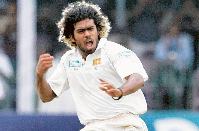 Injuries prevented Malinga from reaching great heights in Test cricket