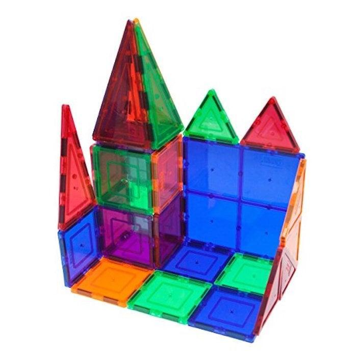 "<p>Kids can build any structure they desire with this <a href=""https://www.popsugar.com/buy/PicassoTiles-Magnet-Building-Set-97146?p_name=PicassoTiles%20Magnet%20Building%20Set&retailer=amazon.com&pid=97146&price=34&evar1=moms%3Aus&evar9=25800161&evar98=https%3A%2F%2Fwww.popsugar.com%2Fphoto-gallery%2F25800161%2Fimage%2F44870102%2FPicassoTiles-Magnet-Building-Set&list1=gifts%2Camazon%2Choliday%2Cgift%20guide%2Cparenting%2Ctoddlers%2Cgifts%20for%20kids%2Clittle%20kids%2Ckid%20shopping%2Choliday%20for%20kids%2Cgifts%20for%20toddlers%2Cbest%20of%202019&prop13=api&pdata=1"" class=""link rapid-noclick-resp"" rel=""nofollow noopener"" target=""_blank"" data-ylk=""slk:PicassoTiles Magnet Building Set"">PicassoTiles Magnet Building Set</a> ($34 for 60 pieces). </p>"