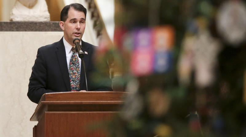 Republican Businessman Sheldon Lubar Calls Wisconsin Gov. Scott Walker 'Conniving'