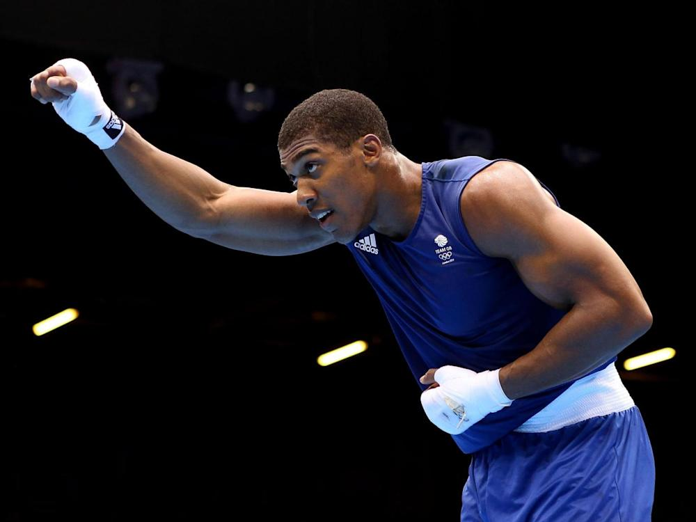 Klitschko sparred with Joshua back in 2014 (Getty)