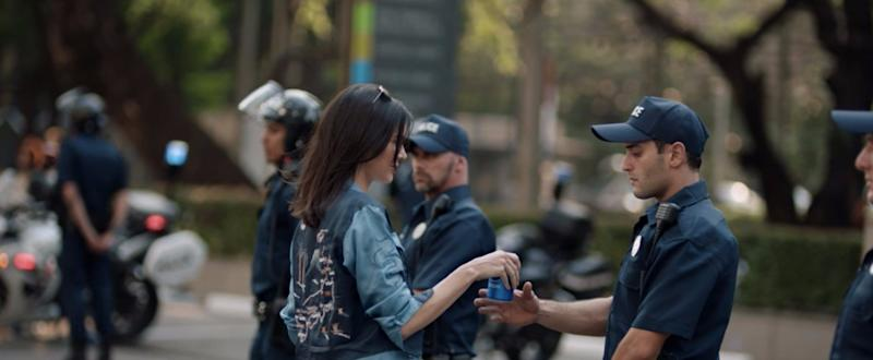 Pepsi Has Pulled Its Controversial Commercial With Kendall Jenner