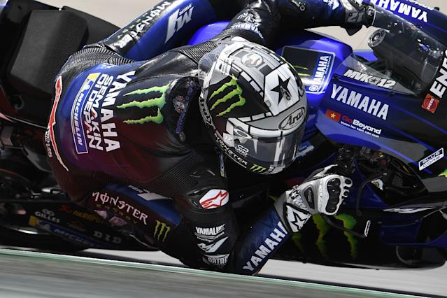 Vinales is Yamaha benchmark, not Quartararo