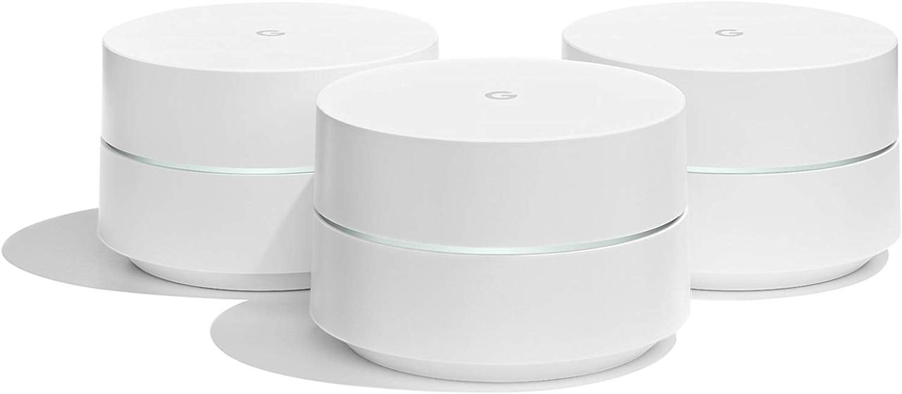 """<p>Upgrade your WiFi with this <a href=""""https://www.popsugar.com/buy/Google-WiFi-System-534604?p_name=Google%20WiFi%20System&retailer=amazon.com&pid=534604&price=245&evar1=savvy%3Aus&evar9=47039224&evar98=https%3A%2F%2Fwww.popsugar.com%2Fsmart-living%2Fphoto-gallery%2F47039224%2Fimage%2F47039745%2FGoogle-WiFi-System&list1=shopping%2Camazon&prop13=mobile&pdata=1"""" rel=""""nofollow"""" data-shoppable-link=""""1"""" target=""""_blank"""" class=""""ga-track"""" data-ga-category=""""Related"""" data-ga-label=""""https://www.amazon.com/Google-WiFi-system-3-Pack-replacement/dp/B01MAW2294/ref=sr_1_4?keywords=Google+WiFi+system&amp;qid=1576795768&amp;sr=8-4"""" data-ga-action=""""In-Line Links"""">Google WiFi System</a> ($245 for three).</p>"""