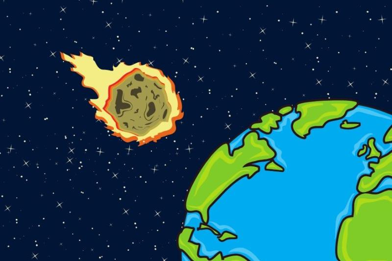 An Asteroid Will Zoom Past Earth in September and it Will be Closer Than the Moon
