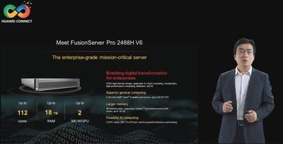 FusionServer Pro 2488H V6 Launch