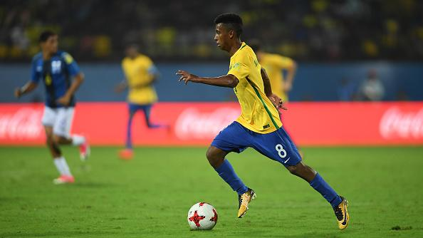 U-17 WC: Brazil beat Mali to finish 3rd