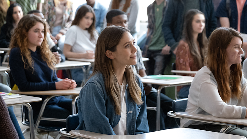 Elizabeth Olsen Gives an Emotional Monologue in Touching 'Sorry for Your Loss' Sneak Peek (Exclusive)