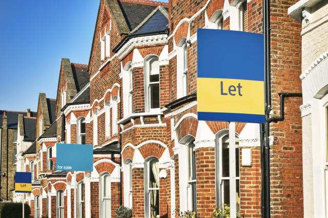 Average London rents now require almost 75% of income. Photo: Getty