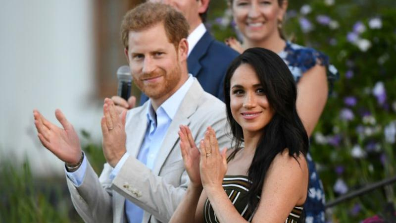 Prince Harry and Meghan Markle have launched legal action against The Mail on Sunday. Photo: Getty Images