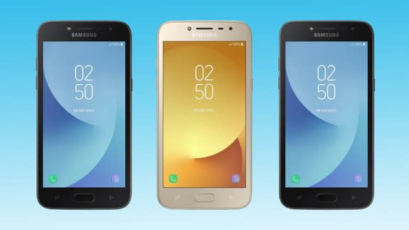 Samsung Galaxy J6 revealed, may have an 18:9 display