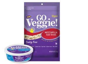 New Dairy Free Vegan Cheese From GO Veggie! Featured in Recipes by Celebrity Chefs at LA Event