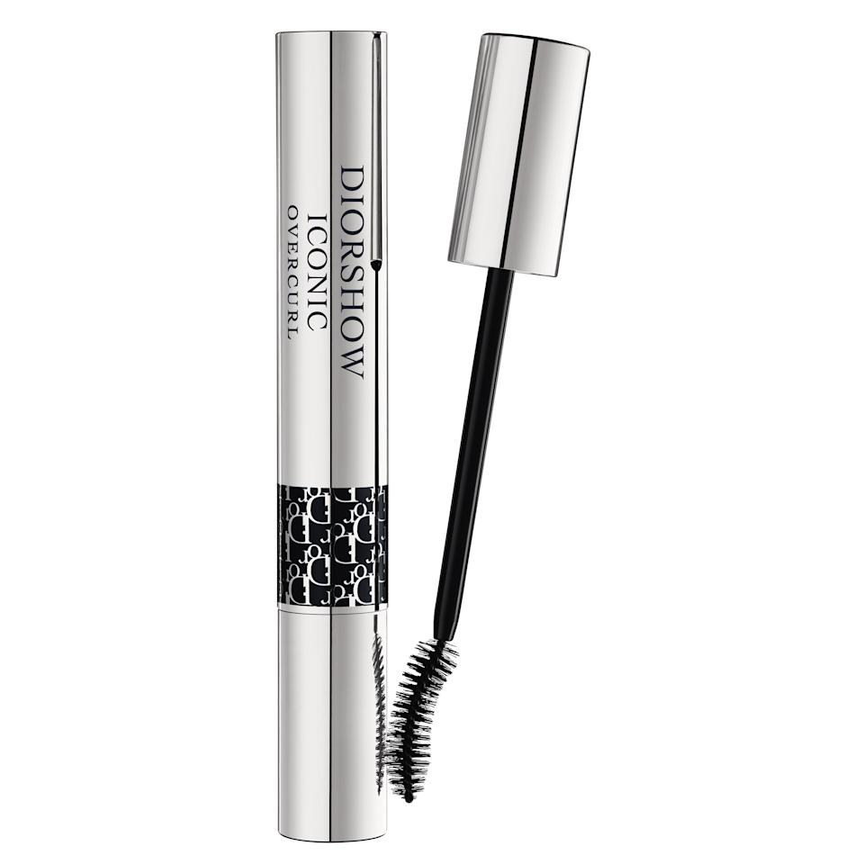 """<p>Daniel  Martin, longtime makeup artist to Elisabeth Moss and Meghan  Markle: """"This is my favorite waterproof mascara. It gives a great  balance of length and volume to the lash, so it looks polished and not too overdone. A great trick to avoid clumping (particularly with waterproof formulas, which tend to be a bit drier) is to wipe the brush clean with a tissue when you first open it. This makes for a cleaner  swipe on the first run.""""</p> <p>$30, <a href=""""https://www.dior.com/en_us/products/beauty-Y0697170-diorshow-iconic-overcurl-spectacular-volume-and-curl-professional-mascara"""" rel=""""nofollow"""">dior.com</a></p>"""