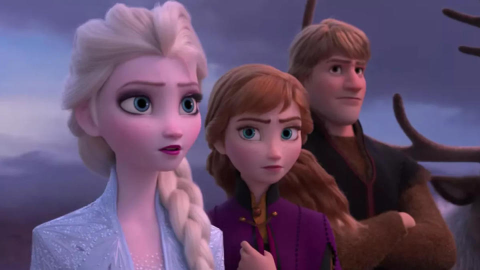 'Frozen 2' was left out in the cold at the Oscars 2020. (Credit: Disney)