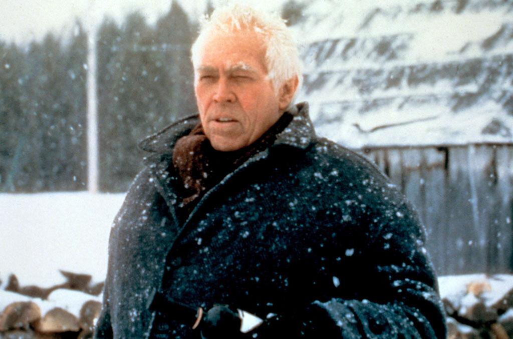 "James Coburn, Best Supporting Actor, 'Affliction' (1998)  Maybe it shouldn't have been so surprising that James Coburn pulled off an upset for ""Affliction"" – he portrays an alcoholic, abusive father who still strikes fear in the heart of his adult son (Nick Nolte). In fact, it's more surprising that Nolte's nomination for Best Actor that year didn't result in a win, since he too portrays a man hooked on the bottle."