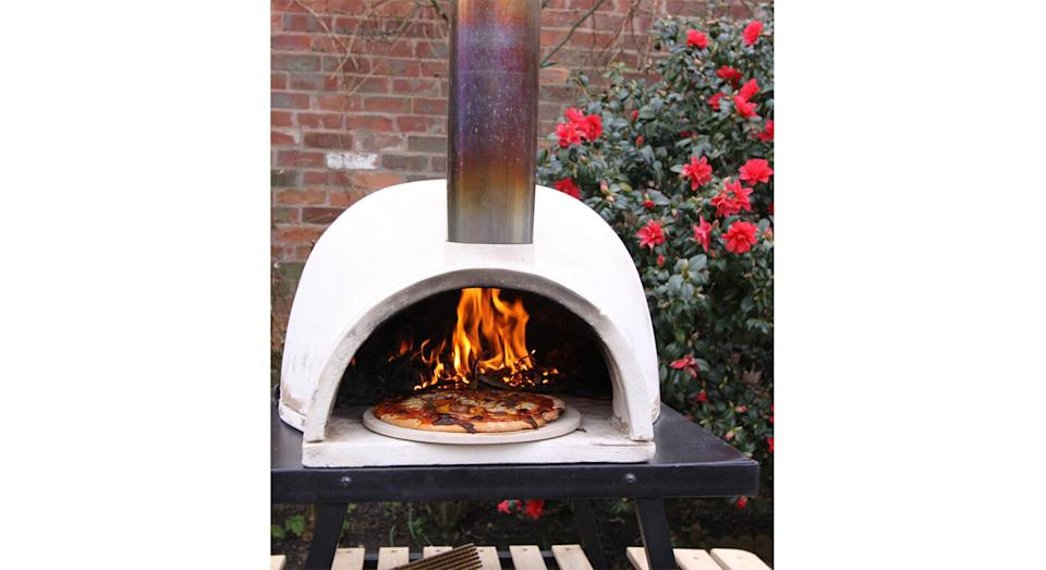 Pizzaro Dome Shaped Pizza Oven