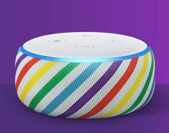 Get the Echo Dot: Kids Edition for 29 percent off. (Photo: Amazon)