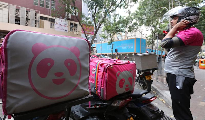 Foodpanda hungry for slice of Hong Kong grocery delivery business as it eyes June date for breaking into competitive market