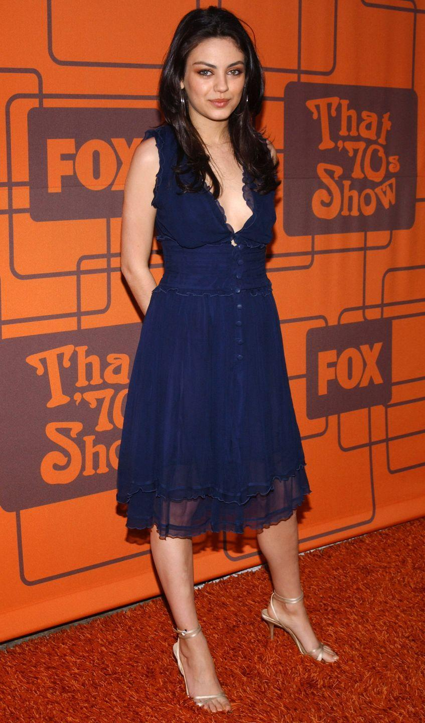 <p>When fans first met Mila Kunis, she was only 15 years old at the beginning of her long run as Jackie on <em>That '70s Show</em>. </p>