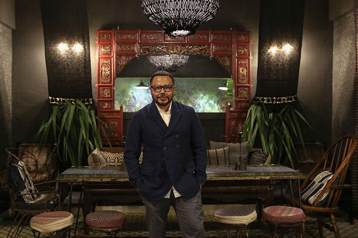 Chef Adu Amran is the creative force behind Adu Sugar Restaurant in Bangsar – Pictures by Yusof Mat Isa