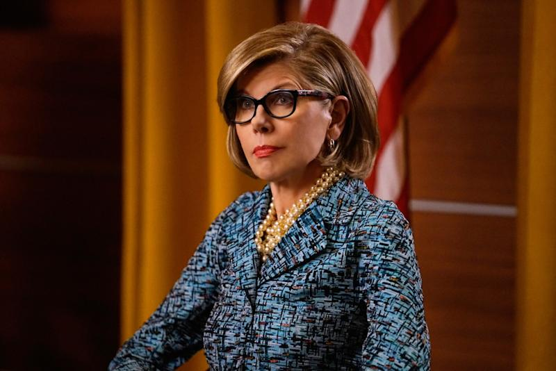 The Good Fight Recap: More Than You Can Chew