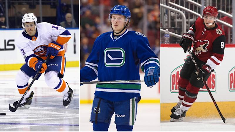 Boeser nominated for Calder Trophy