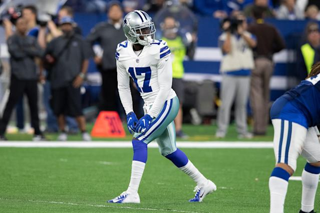 The Dallas Cowboys are set to release wide receiver Allen Hurns after one season with the team. (Getty Images)