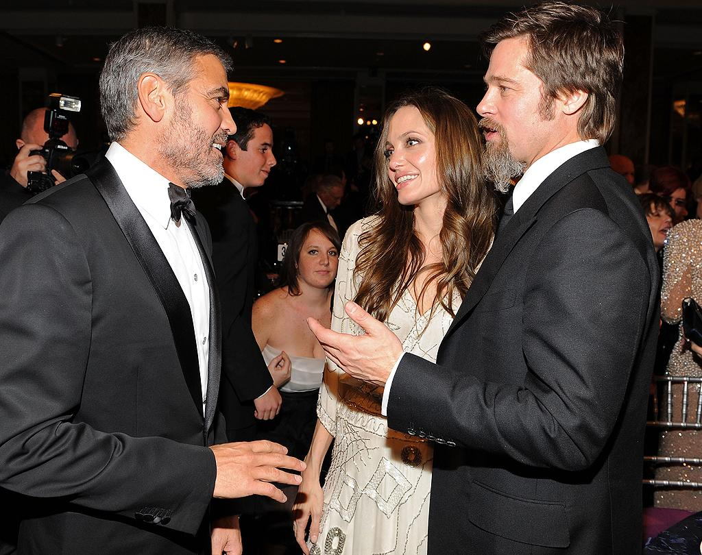 """<p class=""""MsoPlainText""""></p><p class=""""MsoPlainText"""">Us Weekly reveals that George Clooney """"doesn't like"""" Angelina Jolie because he thinks she's """"boring and not great company."""" What's more, says Us, """"He does not like to spend time with her,"""" and prefers hanging alone with Brad Pitt. For why he truly """"doesn't like"""" Jolie, and how incredibly uncomfortable it's become for everyone, see what Clooney himself admits to <a target=""""_blank"""" href=""""http://www.gossipcop.com/george-clooney-hates-angelina-jolie-boring-mean-us-weekly/"""">Gossip Cop.</a></p>  <p class=""""MsoPlainText""""><a target=""""_blank"""" href=""""http://www.gossipcop.com/angelina-jolie-jealous-brad-pitt-red-carpet-breakdown-meltdown/""""></a></p>"""