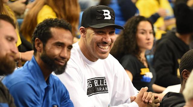 """<p>After the Lakers received the second pick in Tuesday night's NBA draft lottery, the chances that the team might select Lonzo Ball appeared to get a boost. LaVar Ball, the outspoken father of the UCLA point guard who has long <a href=""""http://thebiglead.com/2017/04/20/lonzo-ball-could-be-a-marketers-dream-or-a-fathers-nightmare-in-phoenix/"""" rel=""""nofollow noopener"""" target=""""_blank"""" data-ylk=""""slk:pushed"""" class=""""link rapid-noclick-resp"""">pushed</a> for his son to land in Los Angeles, expressed excitement about the possibility in an interview with a <a href=""""http://losangeles.cbslocal.com/2017/05/16/lakers-score-no-2-overall-pick-in-nba-draft-lottery/"""" rel=""""nofollow noopener"""" target=""""_blank"""" data-ylk=""""slk:local CBS station"""" class=""""link rapid-noclick-resp"""">local CBS station</a> following the draft lottery. </p><p>""""I told him he was going to go to the Lakers,"""" LaVar Ball said in <a href=""""http://losangeles.cbslocal.com/2017/05/16/lakers-score-no-2-overall-pick-in-nba-draft-lottery/"""" rel=""""nofollow noopener"""" target=""""_blank"""" data-ylk=""""slk:the interview"""" class=""""link rapid-noclick-resp"""">the interview</a> Tuesday. """"I'm going to speak it into existence. Boston going to take Markelle Fultz, he's a good player. I think he fits best with Boston. You can't bring him to L.A., he ain't ready for this."""" </p><p>Although the Celtics have the first pick in June's draft and would have the first chance to take Lonzo Ball, many mock drafts including Sports Illustrated's <a href=""""https://www.si.com/nba/2017/05/17/nba-mock-draft-lottery-results-celtics-lakers-76ers"""" rel=""""nofollow noopener"""" target=""""_blank"""" data-ylk=""""slk:project"""" class=""""link rapid-noclick-resp"""">project</a> Boston to take Fultz first overall. Other options for the Lakers likely will include Jayson Tatum from Duke and Josh Jackson from Kansas, although LaVar Ball appeared confident in the interview that the Lakers will draft his son. </p><p>""""I know I must be a genius to plan it this well,"""" LaVar Ball said. """"His number has always bee"""