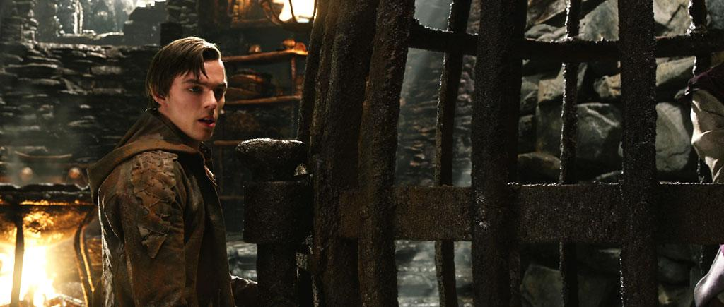 "Nicholas Hoult stars in Warner Bros. Pictures' ""Jack the Giant Slayer"" - 2013"