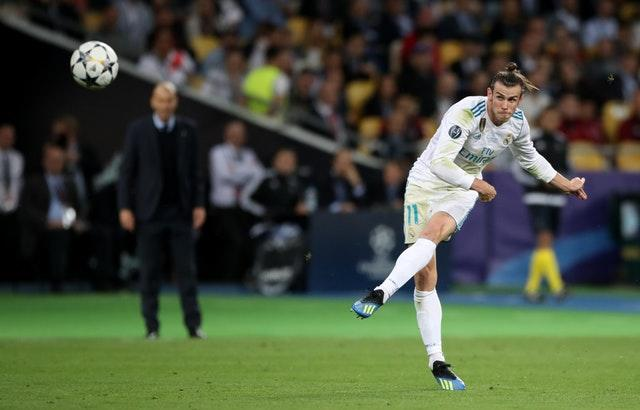 Gareth Bale has been struggling to shake off a calf problem (Nick Potts/PA)