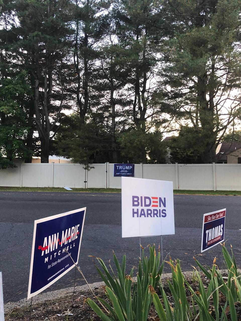 """Bucks County was decided by about 2,000 votes in 2016.<span class=""""copyright"""">Kathryn Jankowski</span>"""