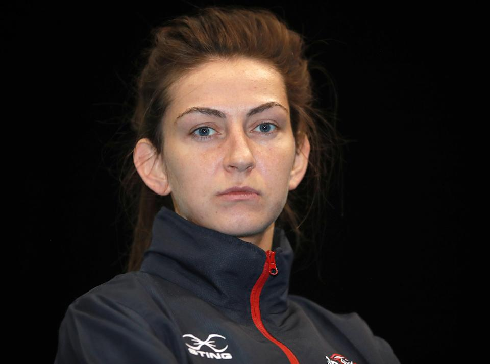 Great Britain's Karriss Artingstall took featherweight bronze in Tokyo after losing her semi-final (Adam Davy/PA Images) (PA Archive)