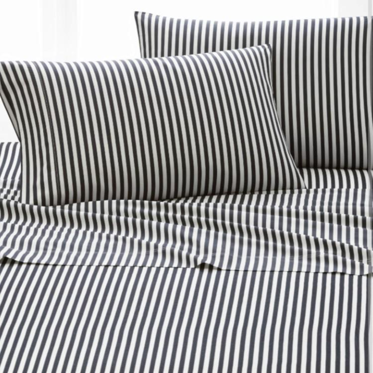 Marimekko Ajo 200 Thread Count Cotton Sheet Set (Photo: Nordstrom)