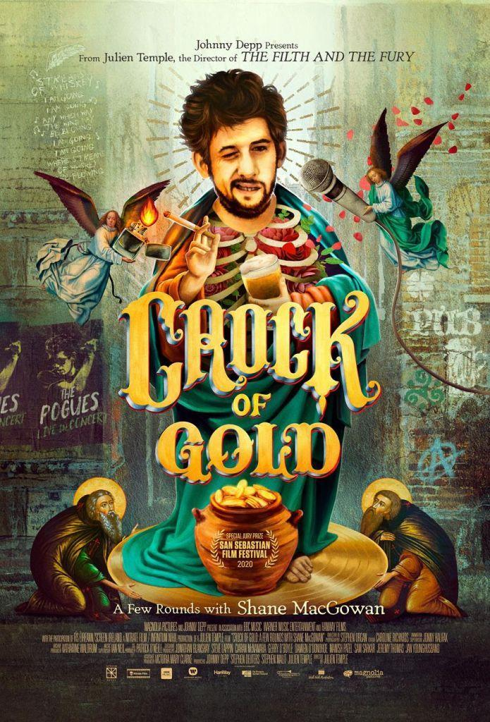 unnamed 20 1 The Pogues Shane MacGowan Jokes and Drinks in the First Trailer for New Documentary Crock of Gold: Watch