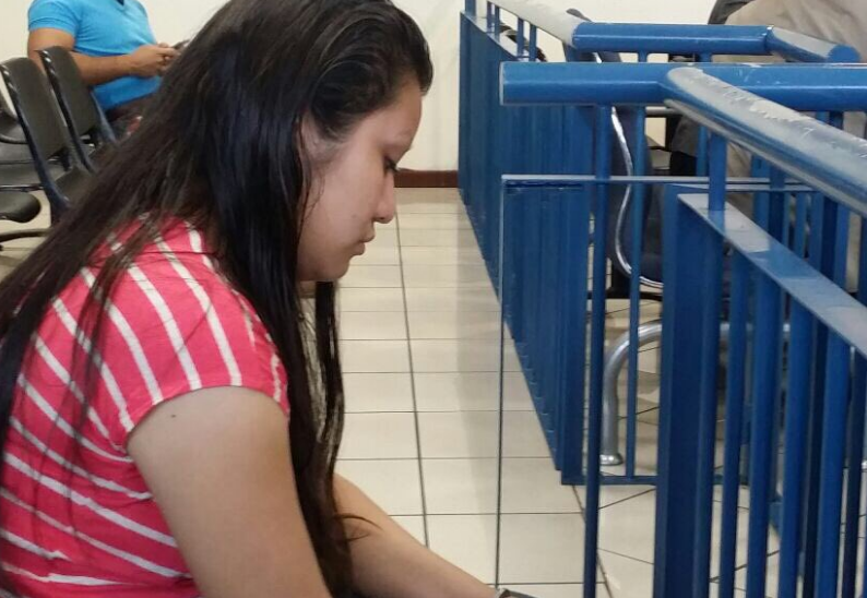 A 19-year-old rape victim in El Salvador is being sent to prison because she delivered a stillborn