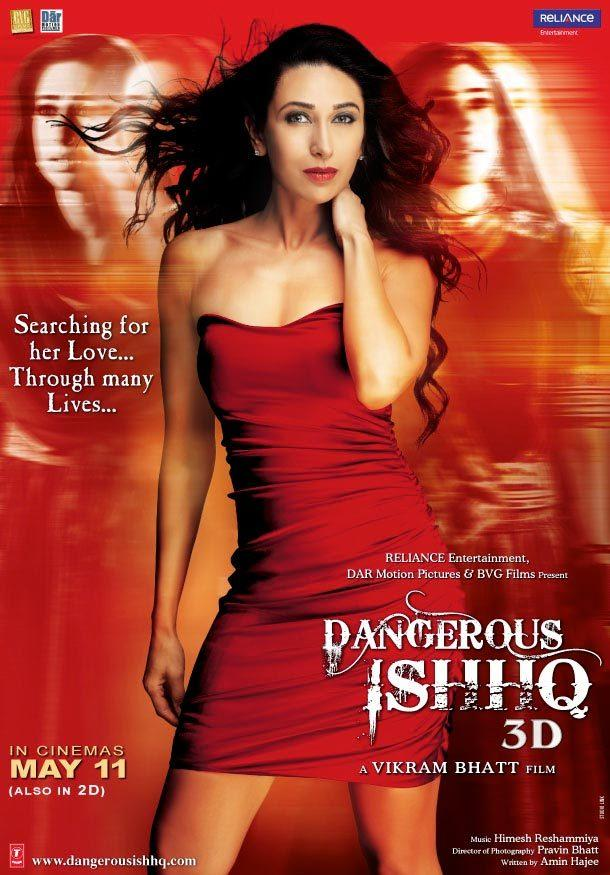 Dangerous Ishhq Marking Karisma Kapoor's comeback post marriage, Dangerous Ishq was yet another flick which experimented with time travel. However, neither Karisma's glamour nor the film's plot helped in reviving the actress' career. A big flop, to say the least!