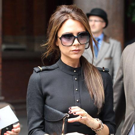 Victoria Beckham 'plans A-list party for Harper'