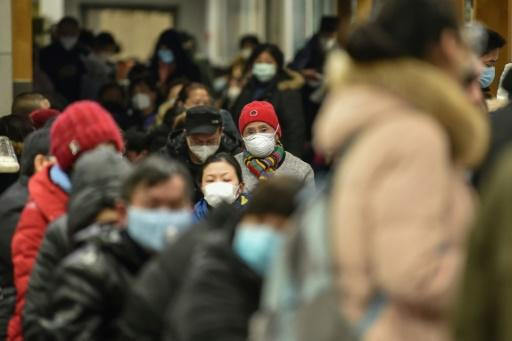 Wuhan is under strict quarantine, with flights and trains banned from leaving the city