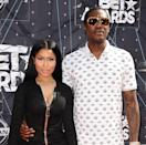 "<p>Six months after their breakup, Nicki took to <a href=""https://www.instagram.com/p/BV-jjiwhUXE/"" rel=""nofollow noopener"" target=""_blank"" data-ylk=""slk:Instagram"" class=""link rapid-noclick-resp"">Instagram</a> to blast her ex fiancé by way of two Jay-Z songs off <em>4:44</em>. Borrowing lyrics from ""The Story of O.J."" and ""Kill Jay Z,"" Nicki reminded her ex of things including, ""Don't lose the baddest girl in the world,"" ""Stop throwing money ya ass ain't rlly got,"" and ""Stop posting them tired stacks on the gram."" </p>"