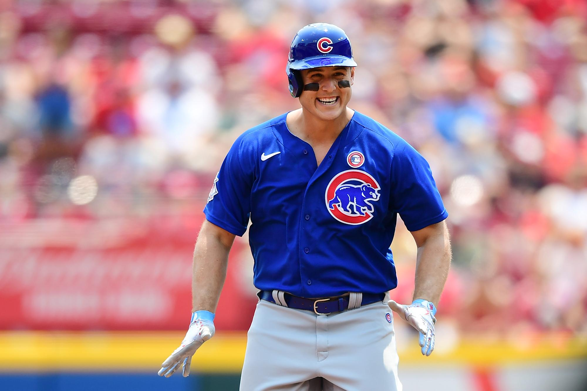 Report: Yankees pull off stunning trade for Cubs star Anthony Rizzo