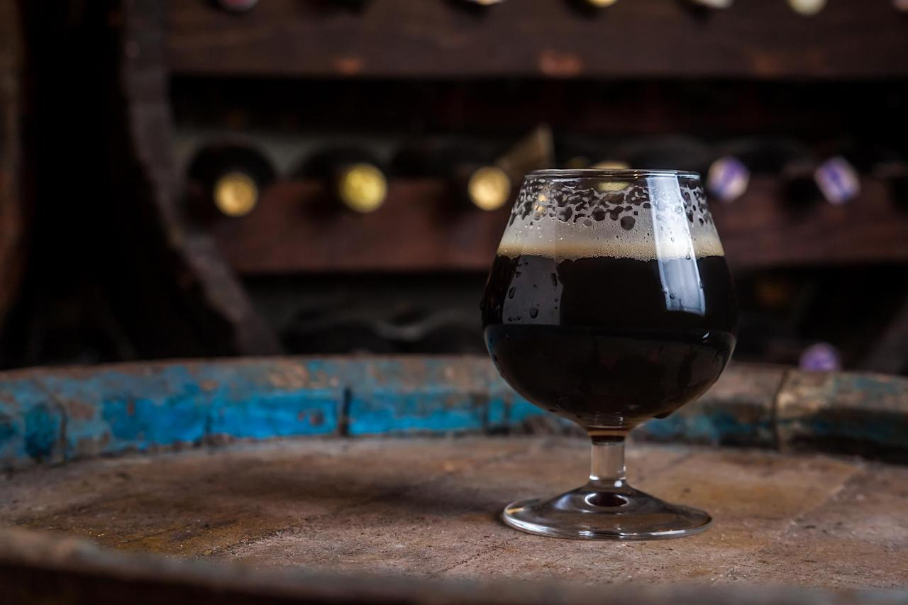"""<p>We love stouts and porters, but in the summer these heavy, dark beers can be a little too much. Not only does their taste get stronger as they warm up, but dark beers tend to fill you up faster, leaving less room in your stomach for all that perfectly grilled chicken. Consider serving light lagers, pale ales and <a href=""""https://www.thedailymeal.com/healthy-eating/8-healthiest-beers-pack-your-tailgate-cooler-0?referrer=yahoo&category=beauty_food&include_utm=1&utm_medium=referral&utm_source=yahoo&utm_campaign=feed"""">the healthiest beers</a> instead.</p>"""