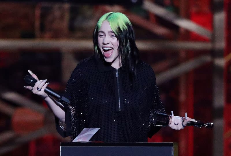 "Canção ""bad guy"", de Billie Eilish, é maior single global de 2019"