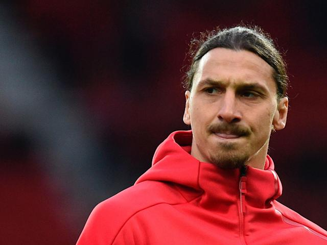 Zlatan Ibrahimovic could return to first-team action for Manchester United by early November