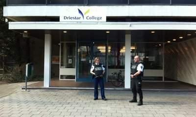 Ex-Pupil Arrested Over School Shooting Threat