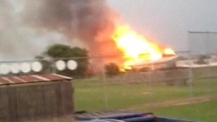 Deadly Texas fertilizer warehouse blast preventable: U.S